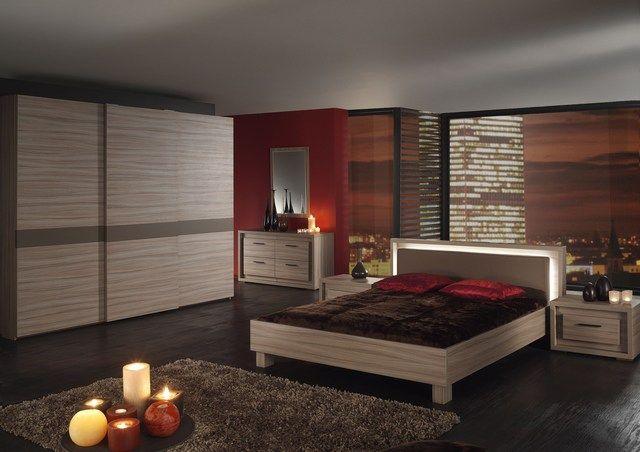 dark bedroom. cozy
