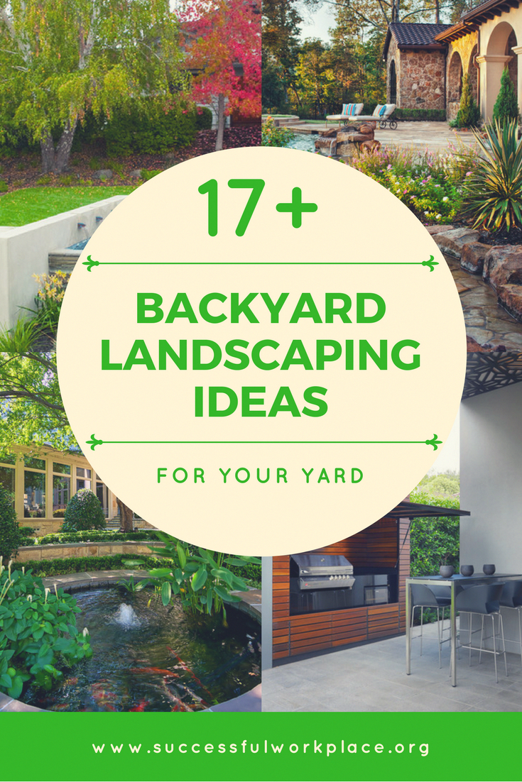 Decorative garden trees  Backyard Landscaping Ideas All about backyard landscaping ideas on