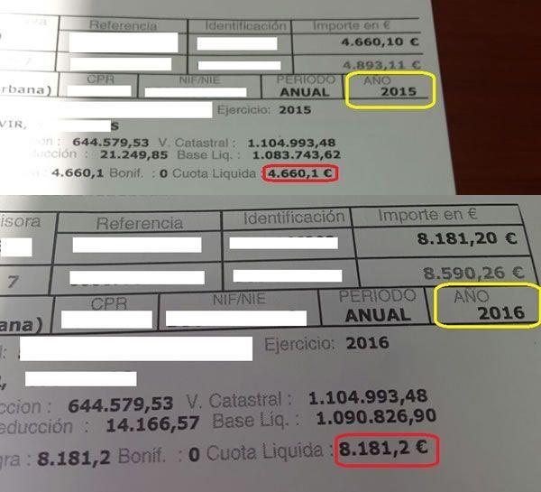 El Portavoz De Ciudadanos Alcalá Reitera Su Compromiso Con La Revisión A La Baja Del Ibi Portal Local Compromiso Ciudadanos Cpr