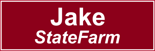 Jake Costume Name Tag Halloween Costume Names Halloween Names Jake From State Farm