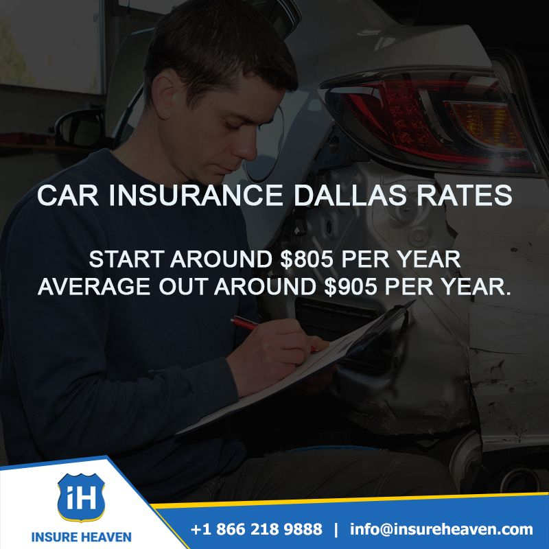 Get The Best Car Insurance Quotes Dallas Insure Heaven Auto