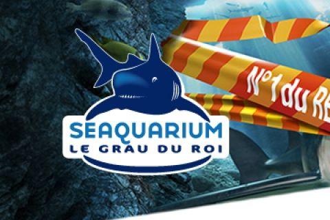 cette semaine rts vous offre des invitations pour le seaquarium du grau du roi l aquarium. Black Bedroom Furniture Sets. Home Design Ideas