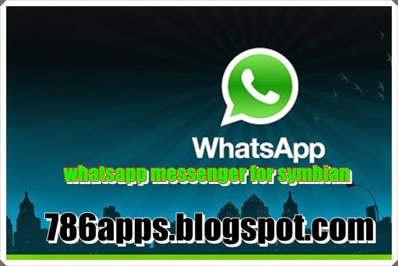 WhatsApp Messenger 2 11 796 SIS | software And Apps