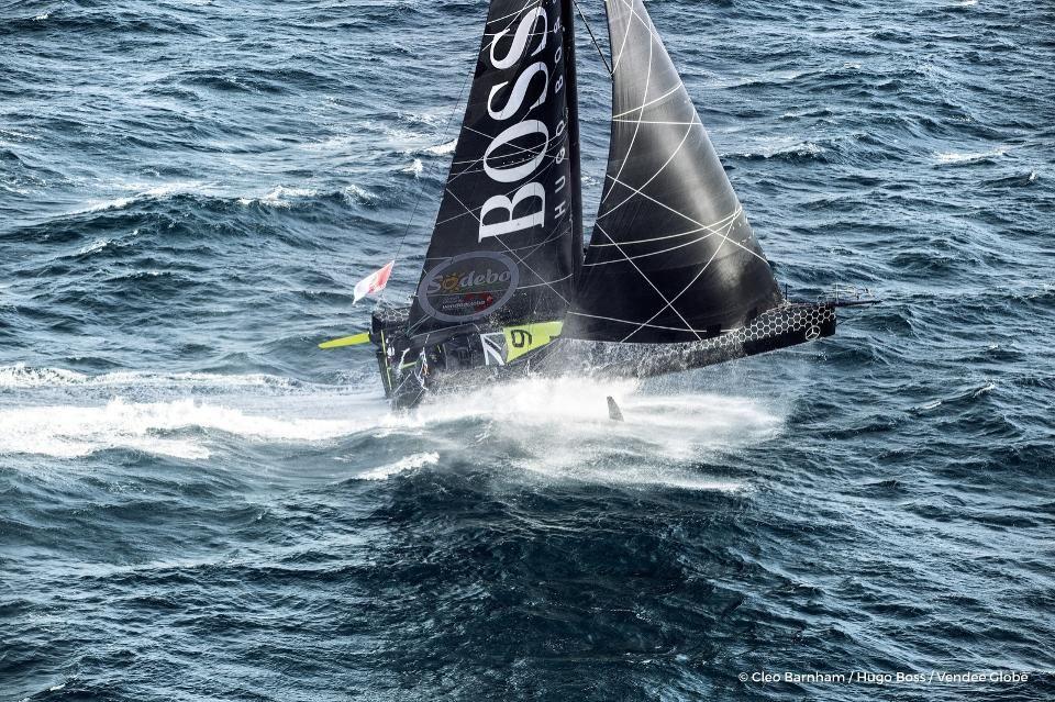 The Vendee Globe Around The World Yacht Race Might Be The Ultimate Adventure Yacht Racing Catamaran Sailing Yacht