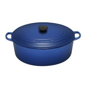 Not too picky about the color. I should get back to looking for vintage Le Creuset pieces.