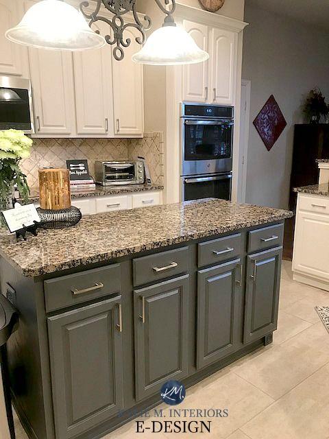E-Design: 3 Painted Oak & Maple Kitchen Cabinet Projects