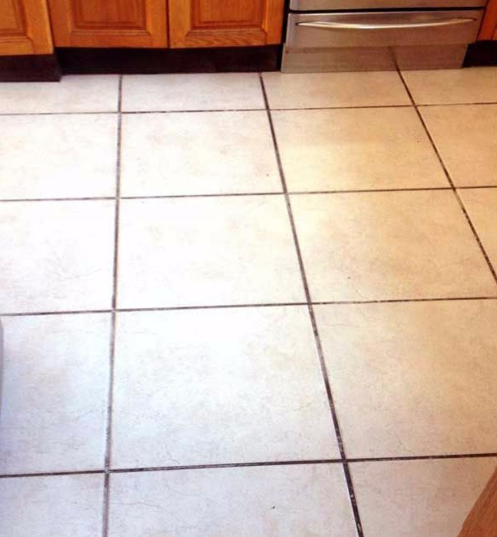 Blanchir Les Joints De Carrelage les joints du plancher sont tout noirs? essayez l'un de ces