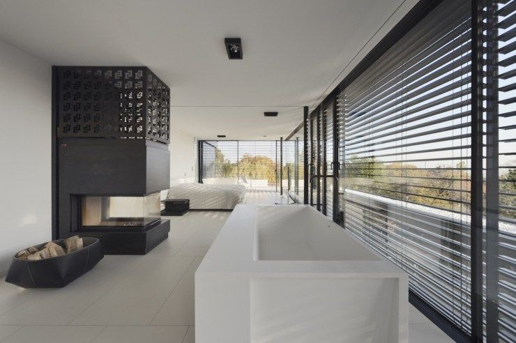 Contemporary and Luxury Home in Vienna: PÖHÖ33 by Zoran Bodrozic ...