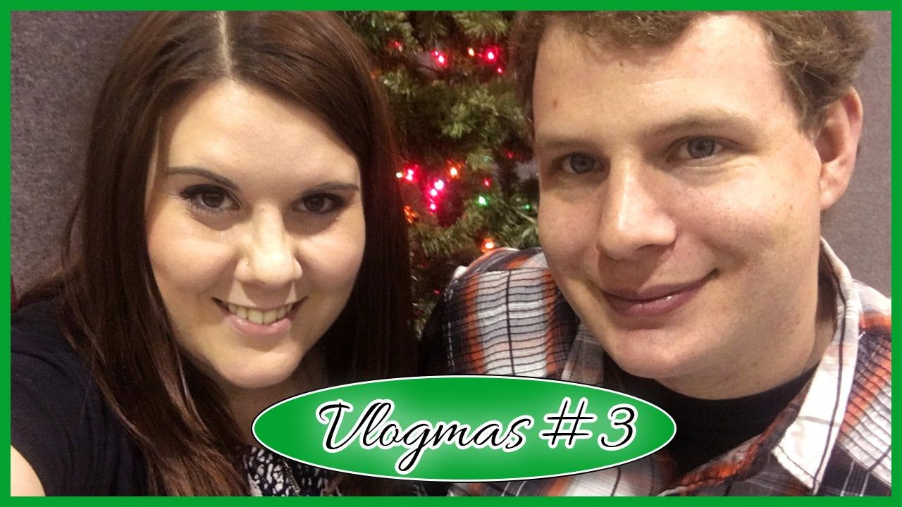 Christmas Party with the BF   Vlogmas 3