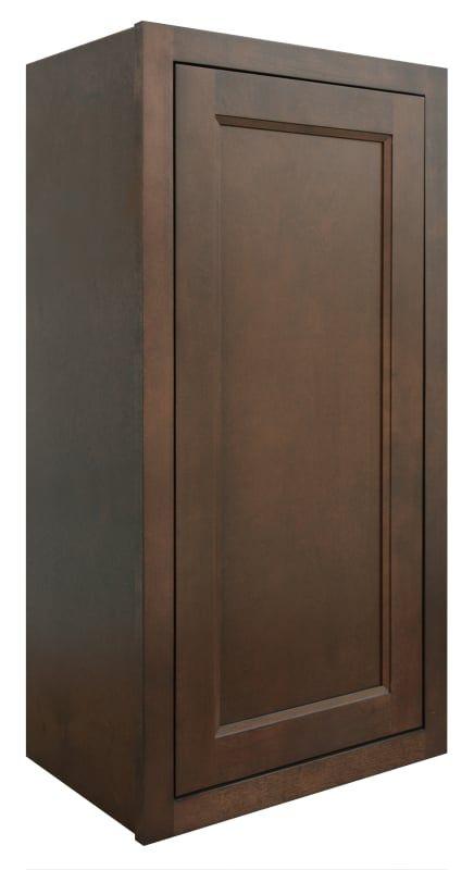 Sunny Wood Hbw1836 A Rich Walnut Healdsburg 18 X 36 Single Door Wall Cabinet Single Doors Wall Cabinet Door Wall