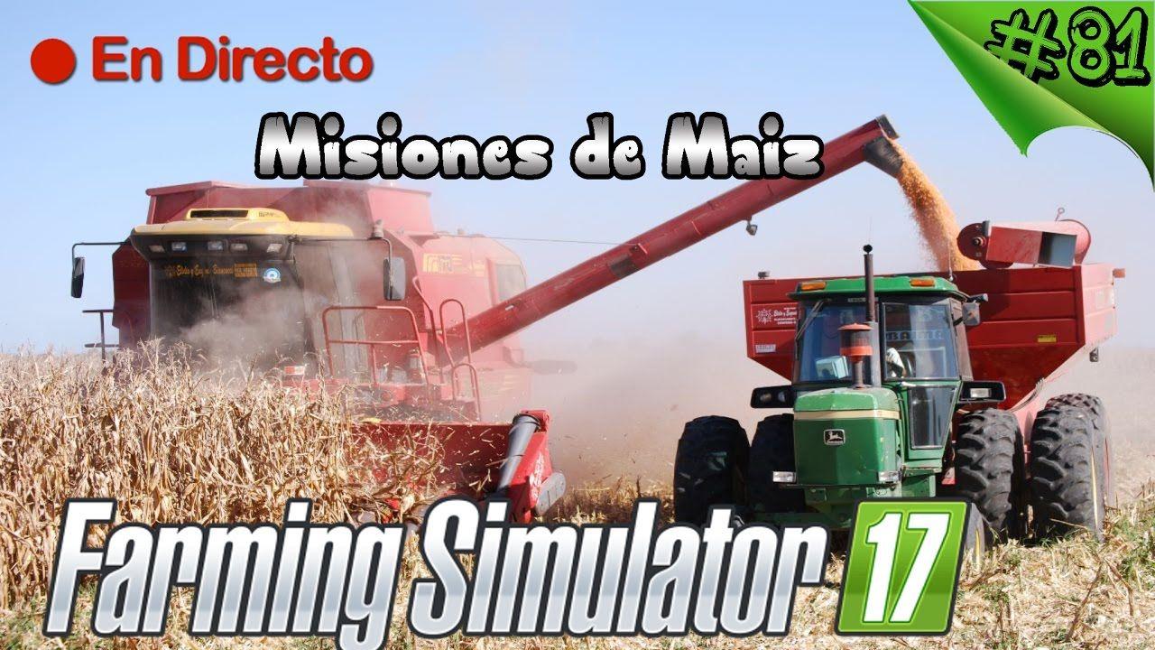 Farming Simulator 2017 81 Mapa El Caucaso Mision Del Maiz Y Fabrica Mapas El Caucaso Tándem