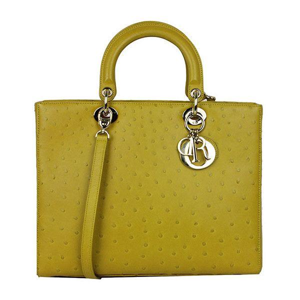 Pre-owned - Ostrich handbag Prada Aa0NkN