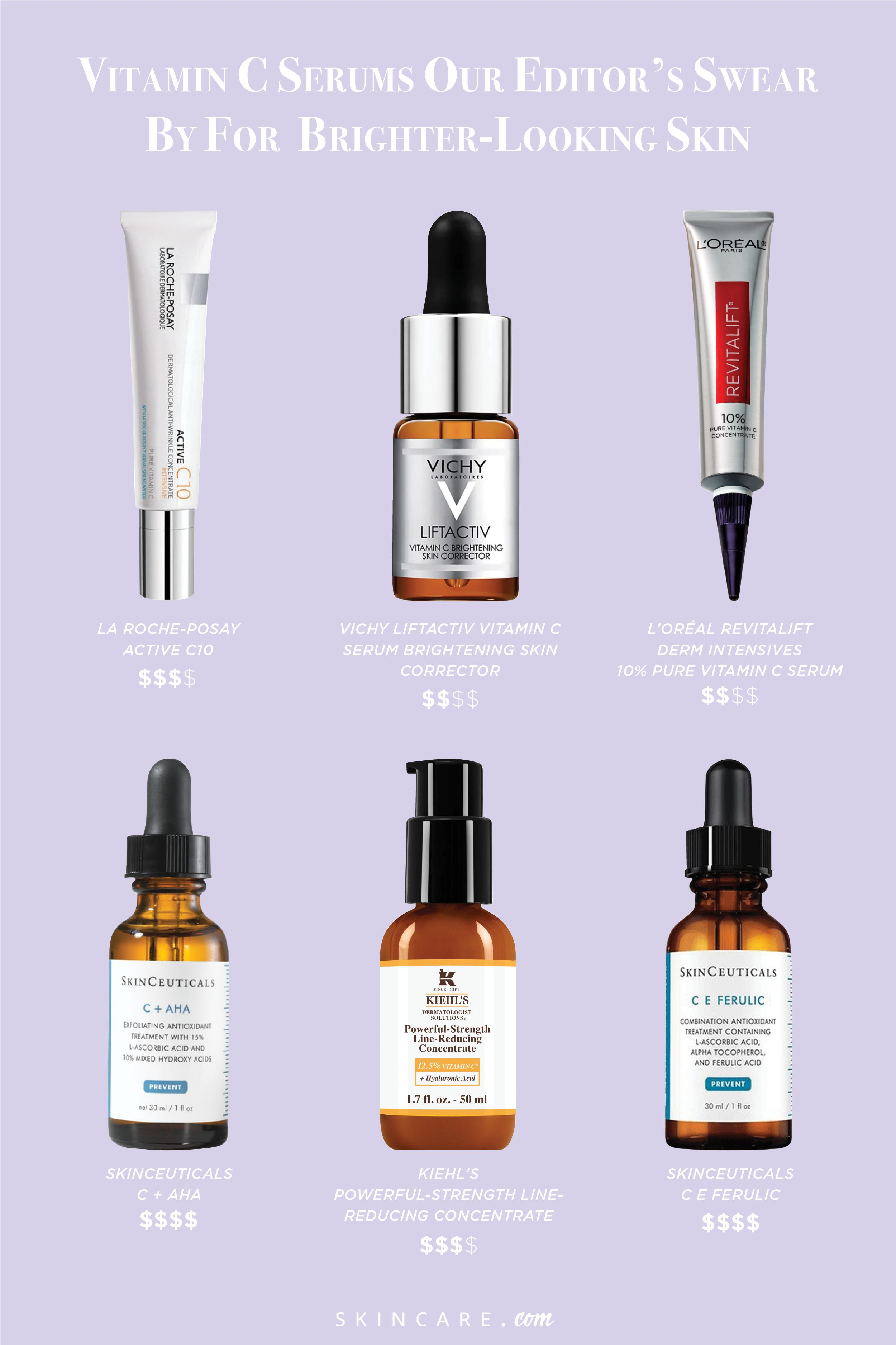 The Best Vitamin C Serums According To Our Editors Skincare Com By L Oreal Best Vitamin C Serum Skin Care Natural Skin Care