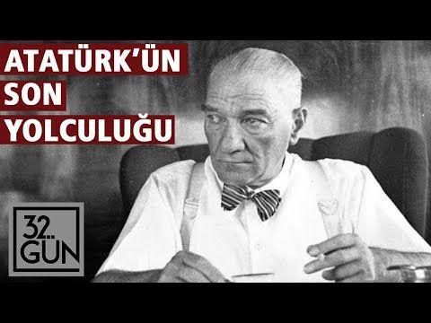 10 Kasım 1938 Belgeseli | Atatürk'ün Son Yolculuğunun Tanıkları Anlatıyor | 32.Gün Arşivi - YouTube