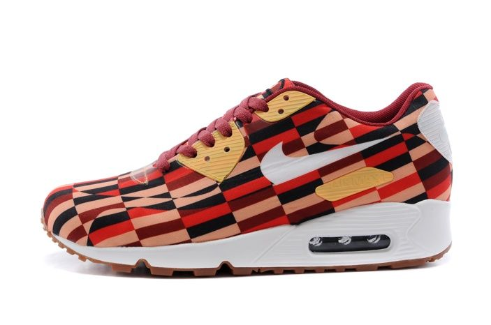 purchase cheap f0eb4 0677e Descentos Nike Air Max 90 by London Underground roundel ...