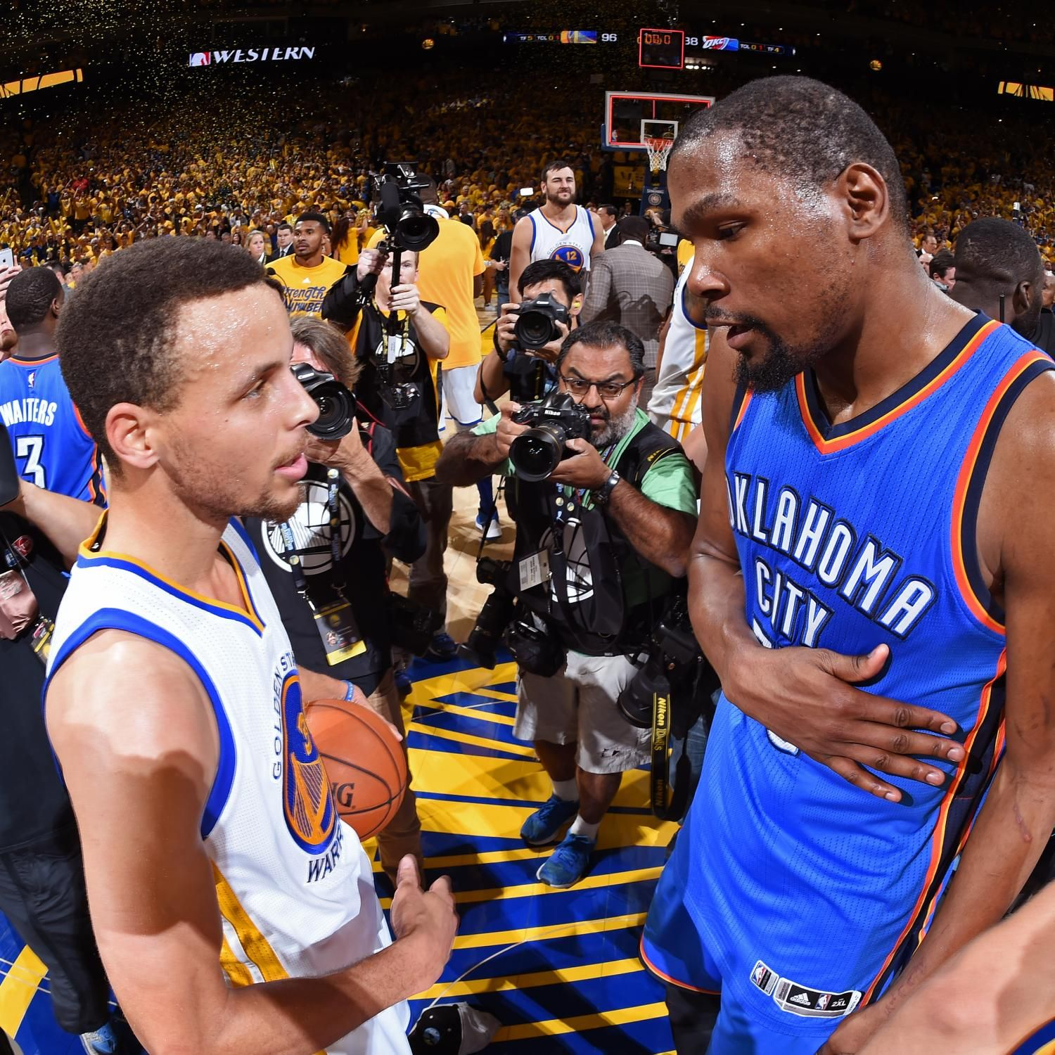 Durant Traded a Sacred Legacy for Cheap Jewelry — Bleacher Report ... 19f4e604c