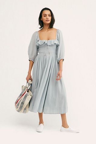 2572b44cbf Oasis Midi Dress in 2019