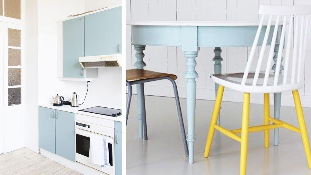 Relooker ses meubles de cuisine avec un petit budget Cuisine - comment restaurer un meuble