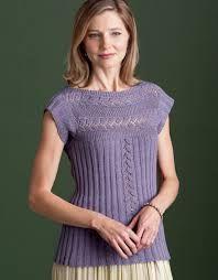 tops all free knitting - Cerca con Google