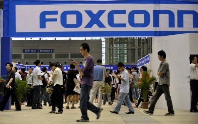 Foxconn pronta a lanciare il suo smartphone in Giappone
