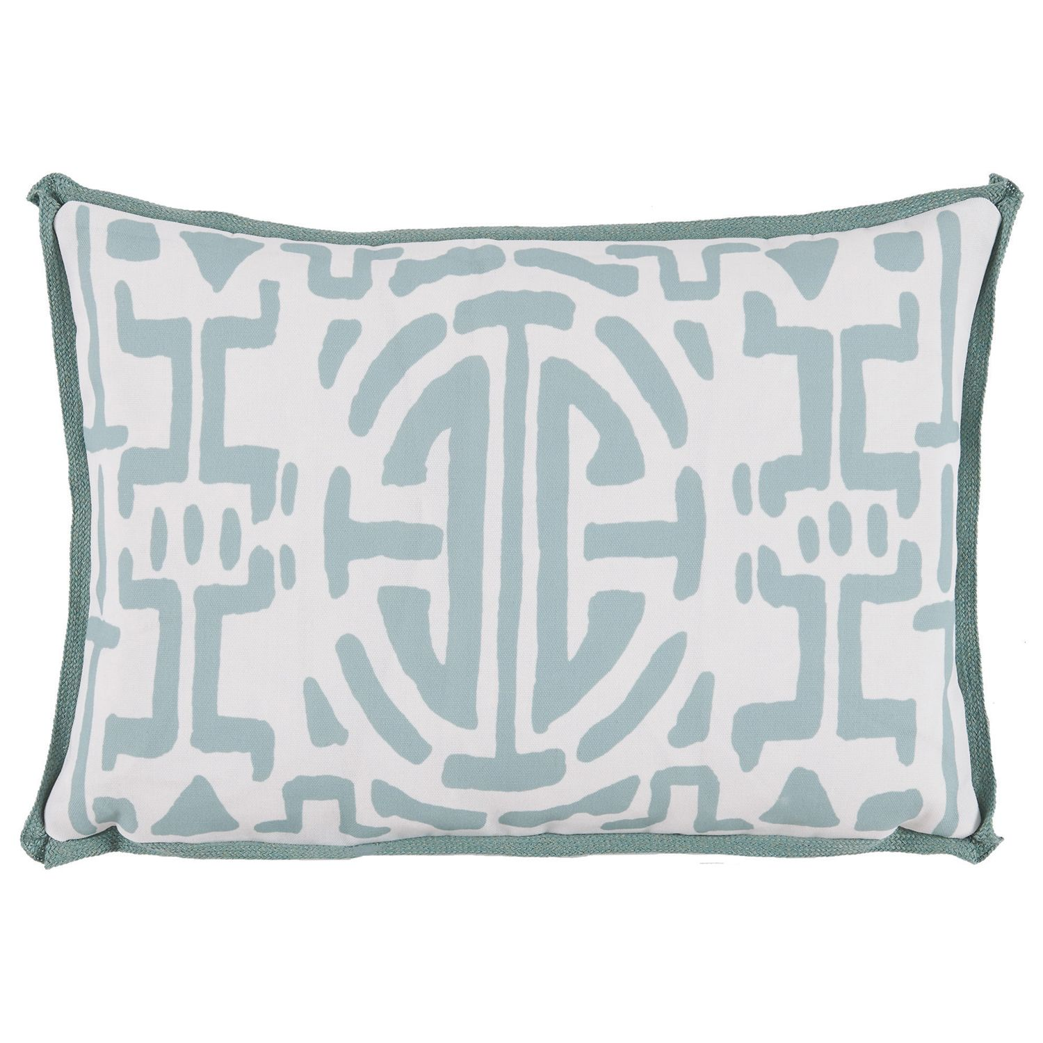 Lacefield Kyoto Surf Indooroutdoor Lumbar Pillow @Laylagrayce