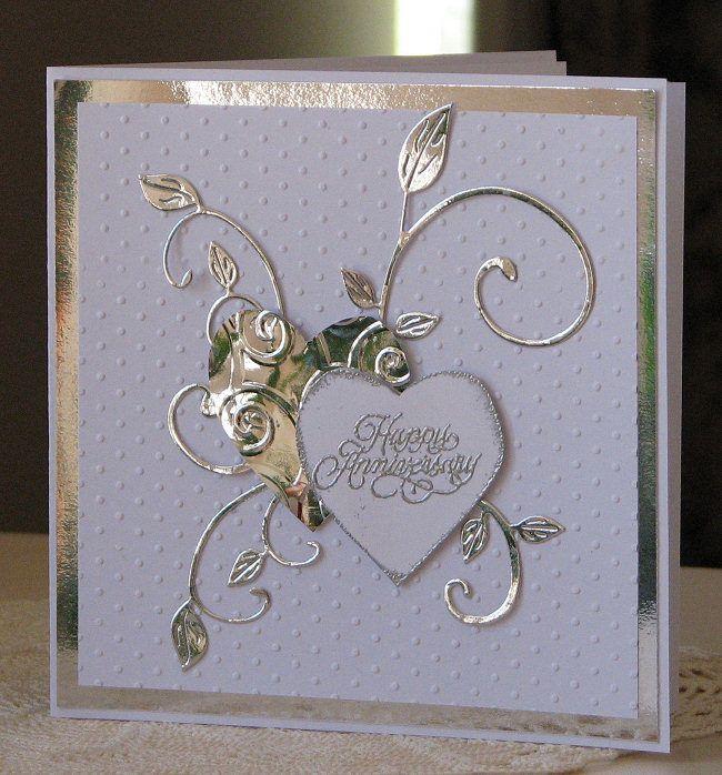 Оформление открытки к годовщине свадьбы, сделать анимацию
