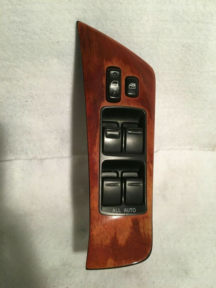 1999 03 Lexus Rx300 Driver Master Power Door Handle Window Lock 514335 Toyota Lexus Door Handles Ebay