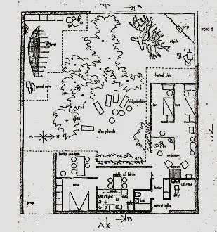 Fredensborg Houses Jorn Utzon 1959 Jorn Utzon How To Plan Layout Architecture