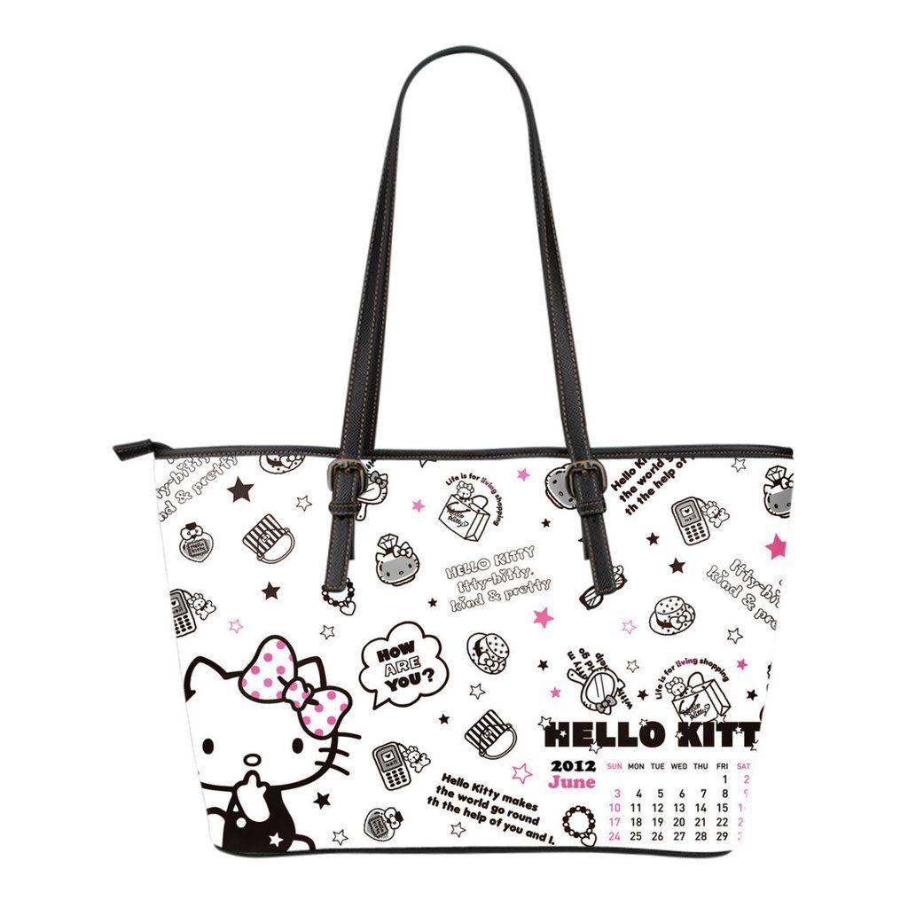 Hello Kitty Exclusive Handbag Leather Tote Bag Hello Kitty Handbags Hello Kitty Coloring Hello Kitty