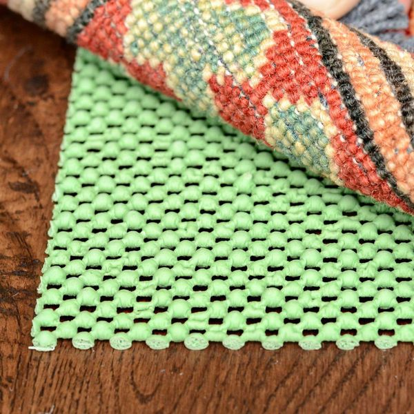 Eco Grip Is A Natural Rubber Rug Pad Safe For Hardwood