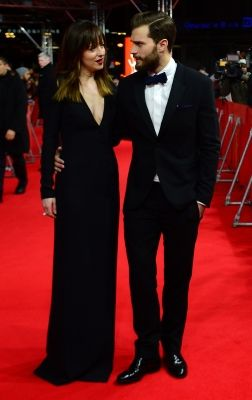 Dakota and Jamie Fifty Shades of Grey https://www.pinterest.com/lilyslibrary/ Red Carpet