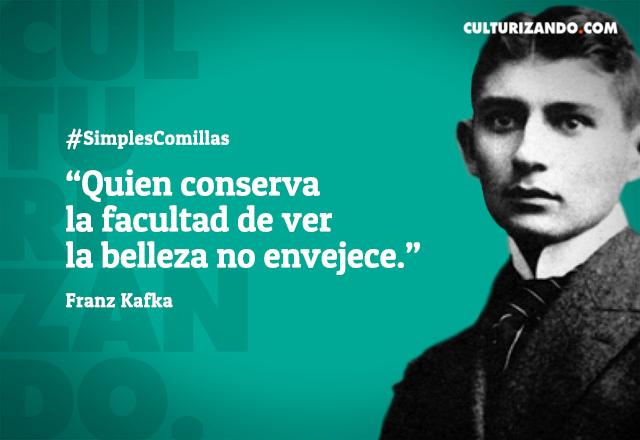 10 Grandes Frases De Franz Kafka Culturizandocom