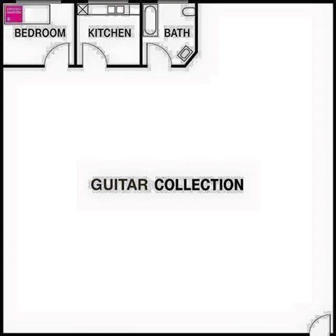 Guitar Geek Apartment | Guitar Fail
