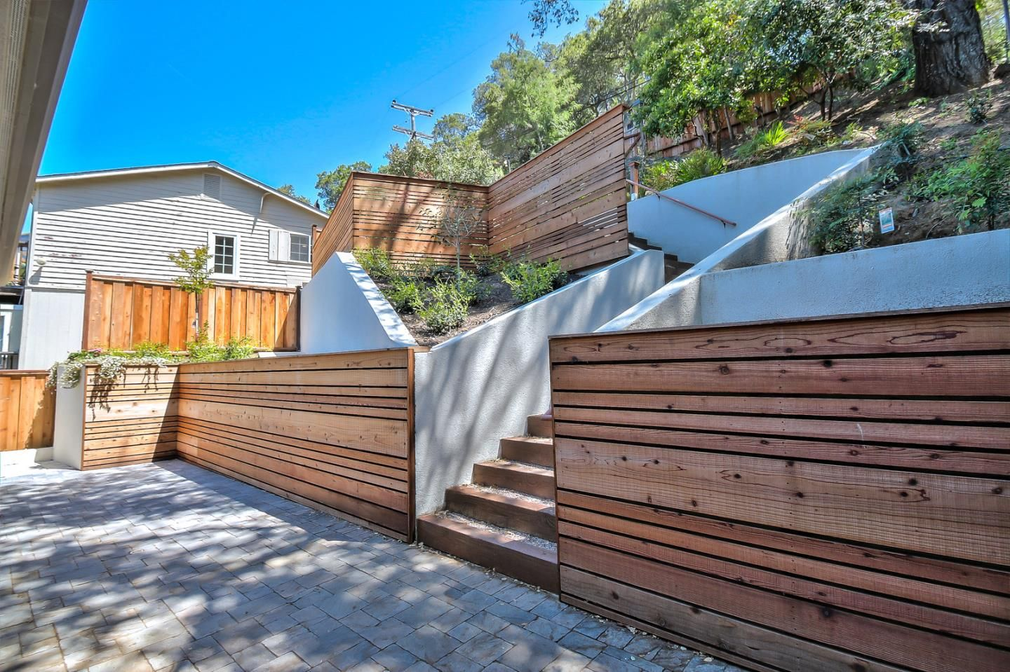 Image 1 fence screening outdoor decor home