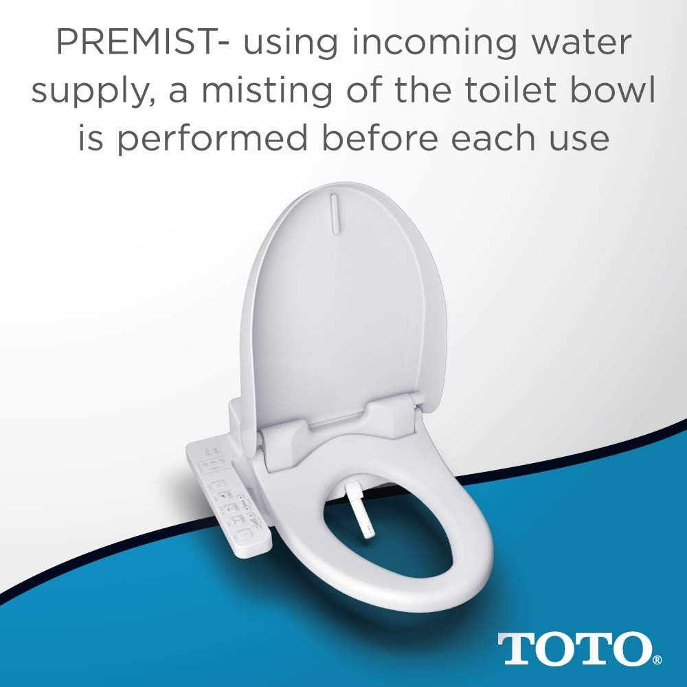 Toto Sw2034 C100 Smart Toilet Toilet Washlet