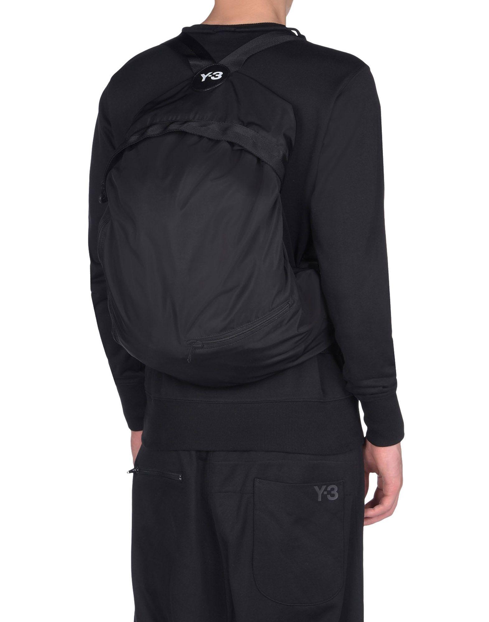 8b9666ab24 Y-3 PACKABLE BAG BAGS unisex Y-3 adidas