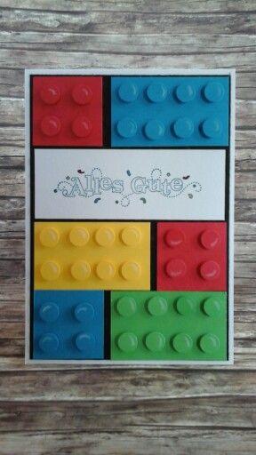 Lego Geburtstagskarte The Boys Frame Decor Home Decor