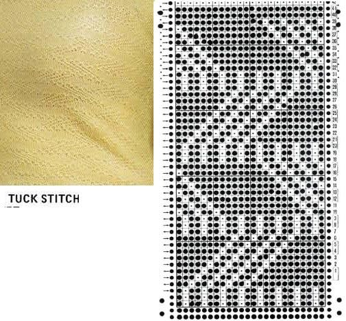Pin By Selenmar On Designs For Machine Knitting Tuck