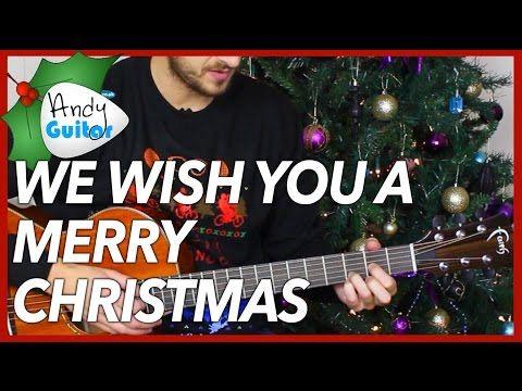 Youtube Christmas Chords Merry Christmas Christmas Song