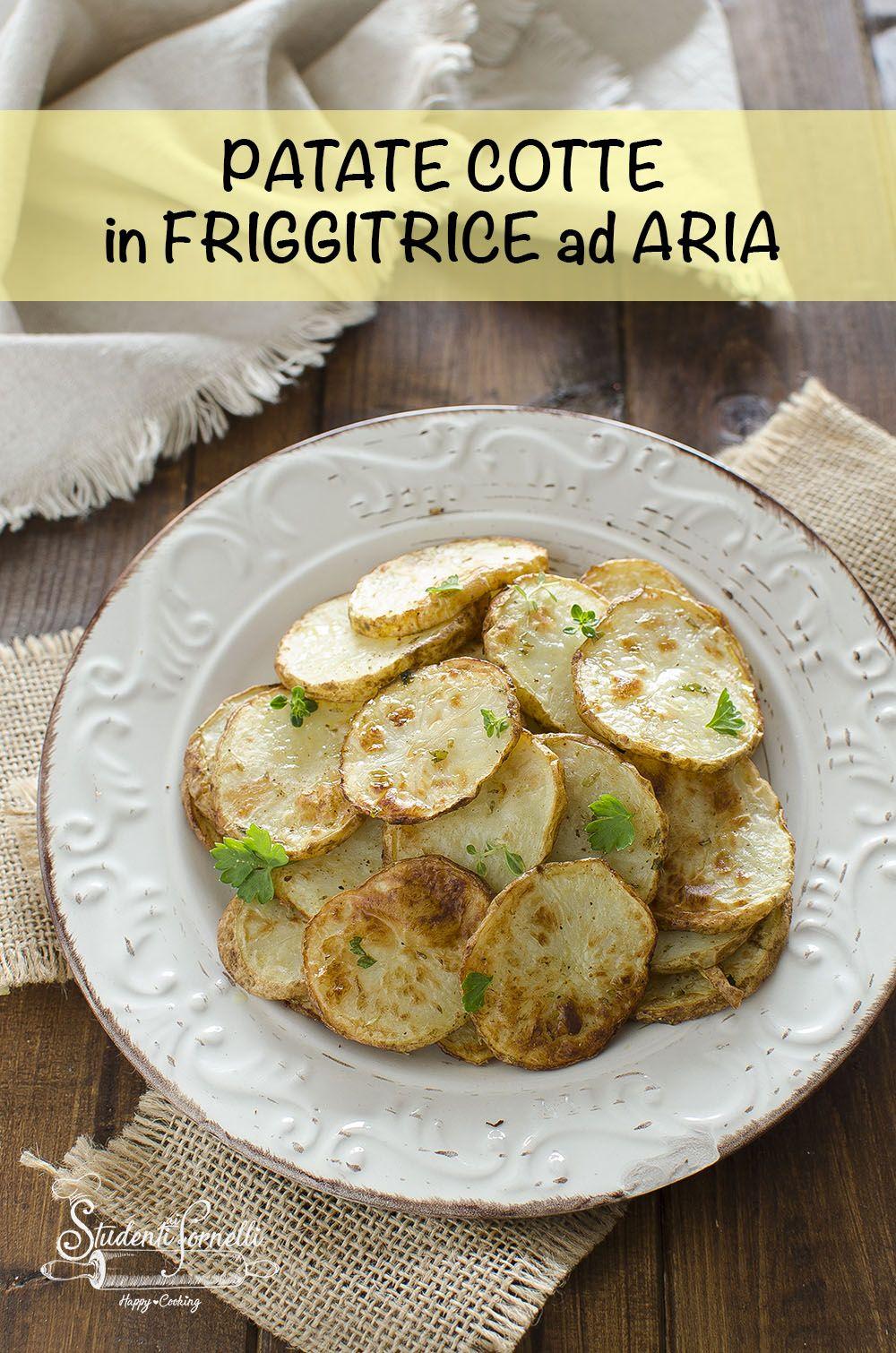 Friggitrice Ad Aria Ricette
