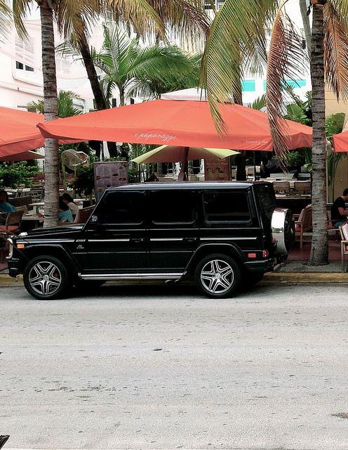 Dream car- mercedes G class