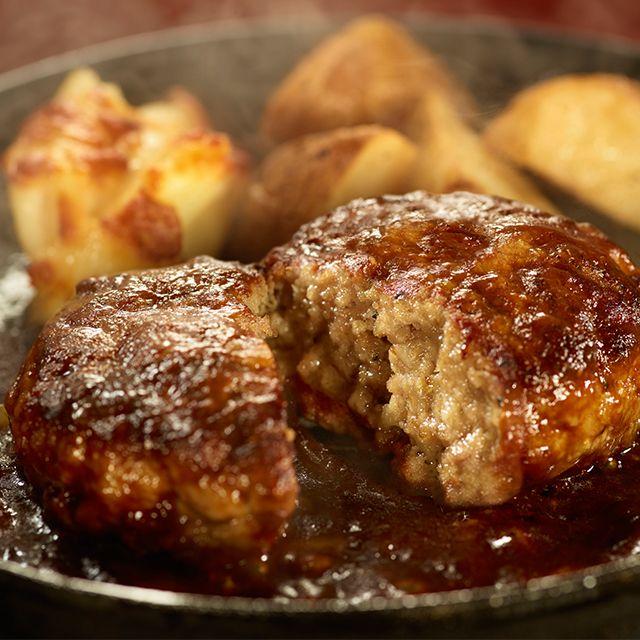 「鉄板焼ハンバーグ デミグラスソース」新発売です♪ デミグラスソースと肉汁の相性が抜群です! http://lawson.eng.mg/a65f0