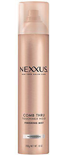 Nexxus New York Salon Care Comb Thru, Touchable Hold 10 Ounce - http://essential-organic.com/nexxus-new-york-salon-care-comb-thru-touchable-hold-10-ounce/