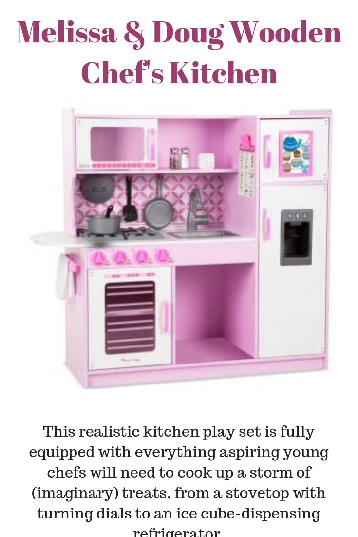 Perfect gift for your aspiring young chef built with the quality of