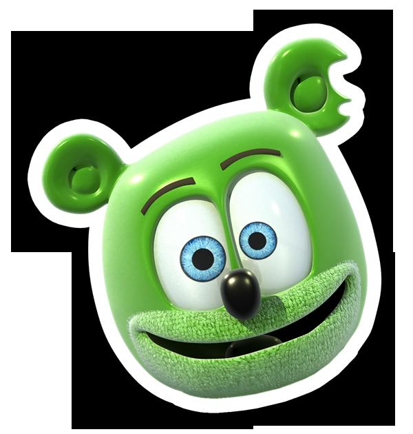 Pin En Gummibar Gummy Bear All For Kyle