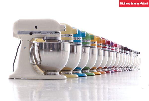 In Cucina: Design e Professionalità Con I Prodotti Kitchenaid | Glam ...
