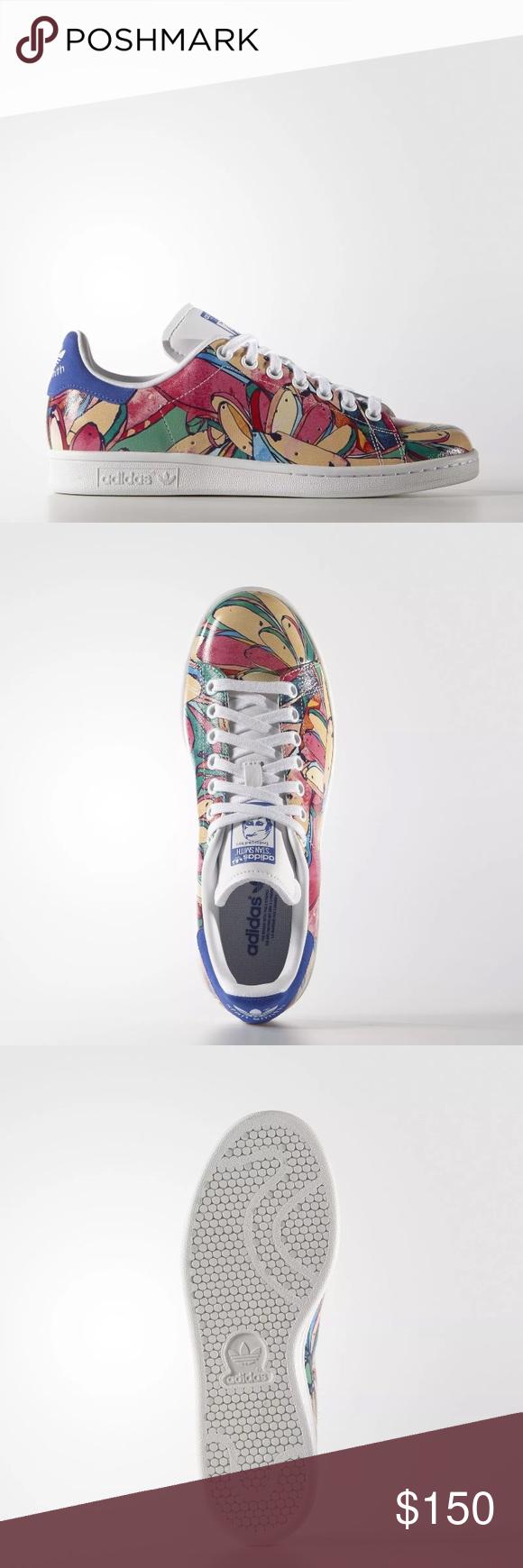 Rabatt Banana Print Adidas Stan Smith Sneakers A collaboration with  im Angebot