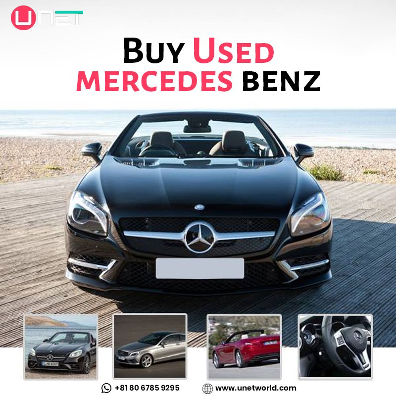 Mercedes Benz is undoubtedly one of the most sought after luxury cars in the world. At #Unet you can buy all the lavish and classic models like BMW, Mercedes Benz, Porsche, Aston Martin, and Maserati, at very low prices. We can provide you with high quality & premium condition used cars according to your budget and requirements.  WhatsApp +81 80 6785 9295 #japanesecar #JapaneseUsedCars #StockAlert #usedcars #japanusedcars