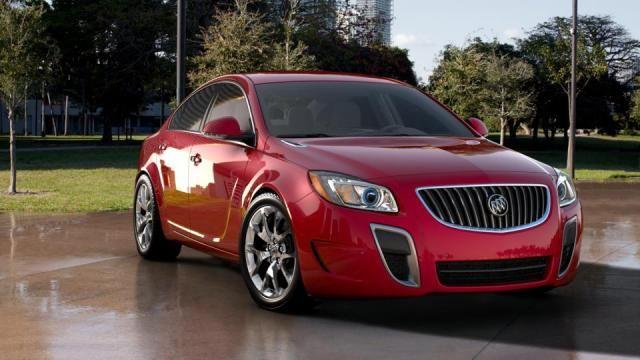 2013 Buick Regal Hustoncadillacbuickgmc Com
