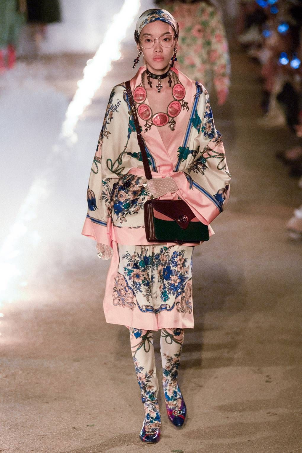 91e96be09c3 Gucci Spring Summer 2019 Resort Collection http   www.vogue.co